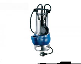 KSB serie DRAINVORT sumergible para drenaje de agua residual (Tipo vortex)